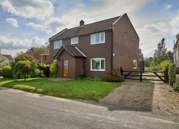 Thumbnail 3 bed detached house for sale in Staithe Road, Burgh St. Peter, Beccles