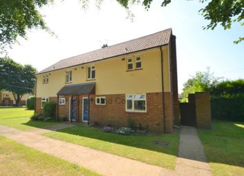 Thumbnail 3 bed semi-detached house to rent in Barton Road, Raf Coltishall, Norwich