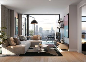 Thumbnail 3 bed flat for sale in Atlas, City Road, London