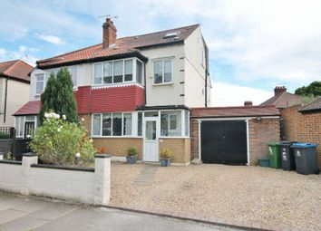 Thumbnail 4 bed semi-detached house for sale in Green Lane, New Malden