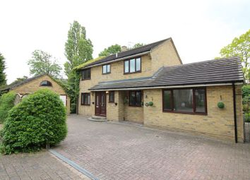 Thumbnail 4 bed detached house for sale in St. Johns Avenue, Old Harlow