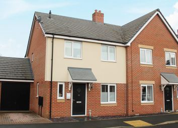 3 bed semi-detached house for sale in Penson Way, Shrewsbury SY1