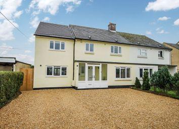 Thumbnail 5 bed semi-detached house for sale in Valentia Close, Bletchingdon, Kidlington