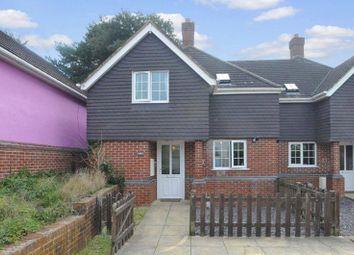 Albert Road, Parkstone, Poole, Dorset BH12. 3 bed semi-detached house