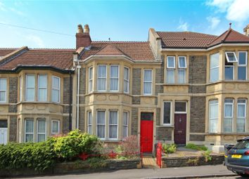 Thumbnail 3 bed terraced house for sale in Wellington Hill, Horfield, Bristol