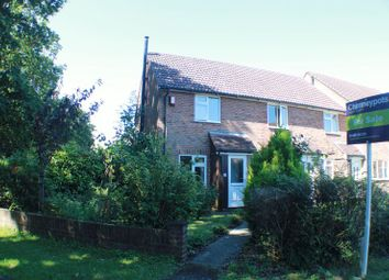 Thumbnail 2 bed end terrace house for sale in Wellsmoor, Fareham