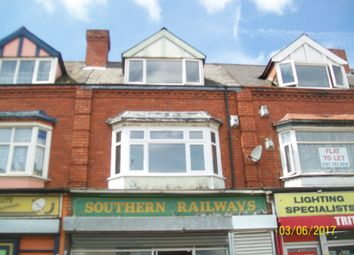 Thumbnail 3 bed flat to rent in Station Road, Stechford