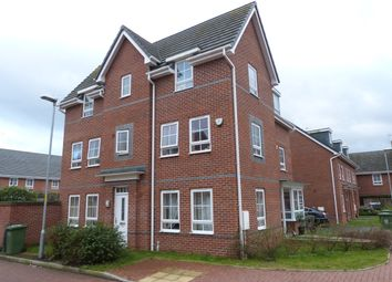 Thumbnail 4 bed semi-detached house to rent in Willis Place, Worcester