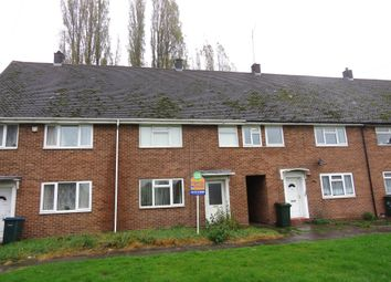 Thumbnail 3 bedroom terraced house for sale in Gerard Avenue, Canley, Coventry