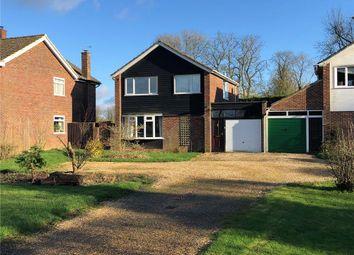 Hannington, Tadley, Hampshire RG26. 3 bed detached house