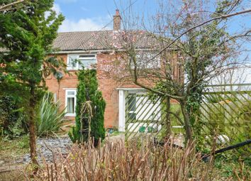 Thumbnail 4 bed semi-detached house for sale in Gunby Road, Orby, Skegness