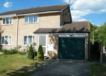 Thumbnail 2 bed property to rent in North Wootton, King's Lynn