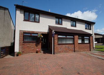 Thumbnail 4 bed semi-detached house for sale in Glenwood Place, Lenzie