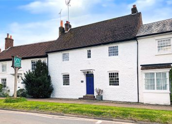 The Square, Angmering, West Sussex BN16. 3 bed terraced house for sale