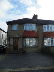 Thumbnail 3 bed end terrace house to rent in Egham Crescent, Sutton