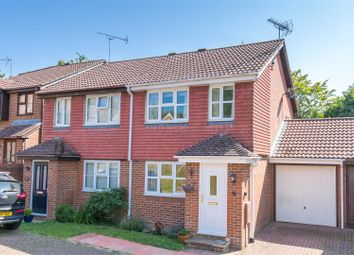 Thumbnail 2 bed semi-detached house for sale in Lime Way, Heathfield