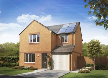 "Thumbnail 4 bed detached house for sale in ""The Leith "" at Kirk Lane, Livingston Village, Livingston"