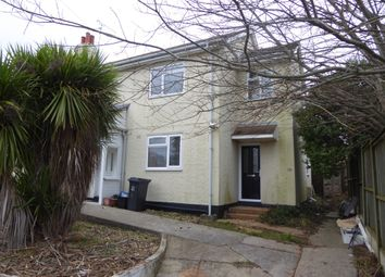 Thumbnail 2 bed flat to rent in St Patricks Road, Yeovil