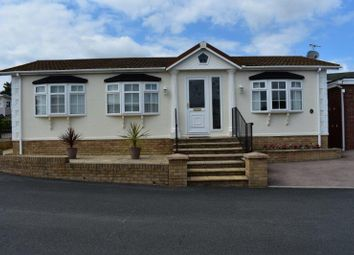 Thumbnail 2 bed mobile/park home for sale in Cottage Park, Ross-On-Wye, Herefordshire