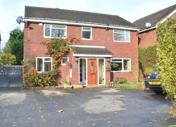 Thumbnail Detached house for sale in Anson Avenue, Lichfield, Staffordshire