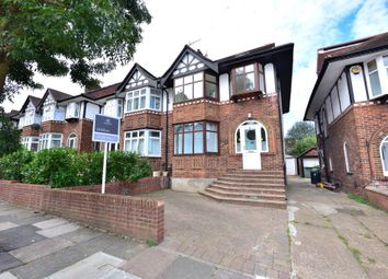 Thumbnail 4 bed semi-detached house for sale in Brunswick Gardens, Ealing