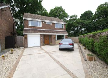 Thumbnail 4 bedroom detached house for sale in Mulberry Avenue, Penwortham, Preston