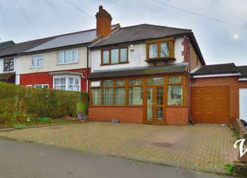 Thumbnail 3 bed property for sale in Shaftmoor Lane, Hall Green, Birmingham