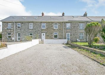 Opies Terrace, Four Lanes, Redruth TR16. 3 bed terraced house for sale