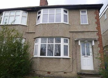 Thumbnail 4 bedroom semi-detached house to rent in Marston Road, Oxford
