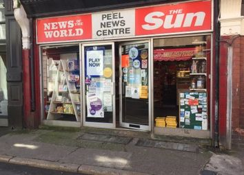 Thumbnail Retail premises for sale in Michael Street Peel, Isle Of Man