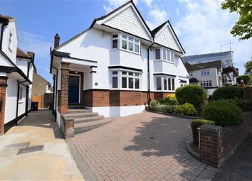 Thumbnail 3 bed semi-detached house to rent in Priory Avenue, London