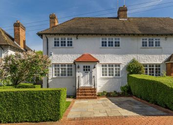 Thumbnail 3 bed cottage for sale in Brookland Close, Hampstead Garden Suburb