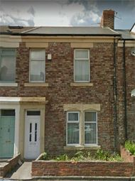 Thumbnail 3 bed terraced house to rent in Sidney Grove, Fenham, Newcastle Upon Tyne, Tyne And Wear