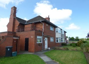 Thumbnail 2 bed flat to rent in Haigh Crescent, Lydiate, Liverpool