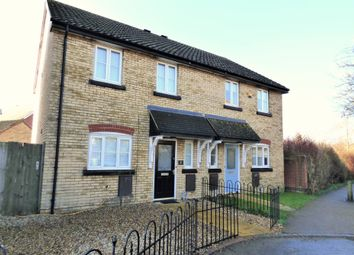 3 bed semi-detached house for sale in Hill Farm Road, Long Stratton, Norwich NR15