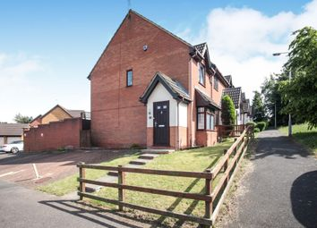 Thumbnail 2 bed end terrace house for sale in Perrymead, Luton