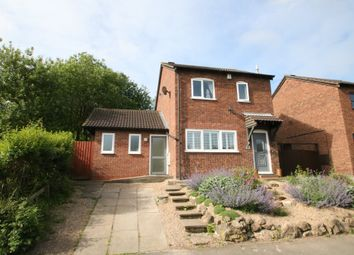 Thumbnail 3 bed detached house for sale in Saxon Close, Polesworth, Tamworth
