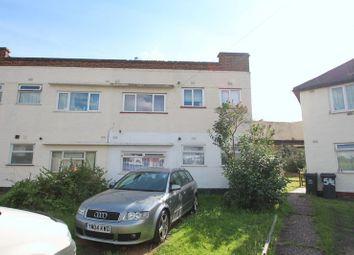 Thumbnail 2 bedroom maisonette for sale in Burnham Crescent, Dartford