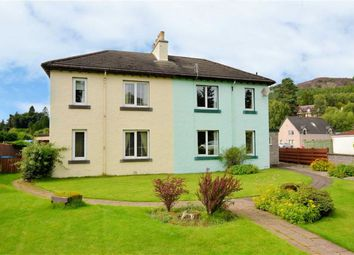 Thumbnail 3 bed semi-detached house for sale in Gynack Road, Kingussie
