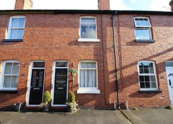 Thumbnail 2 bed terraced house for sale in Gaunt Street, Leek, Staffordshire