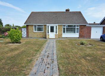 Thumbnail 2 bed detached bungalow for sale in Balliol Close, West Meads, Bognor Regis