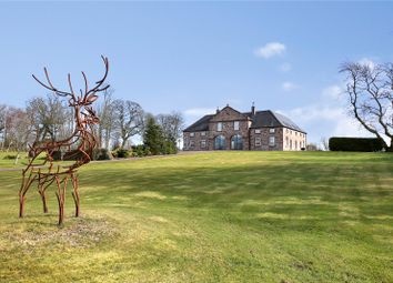Thumbnail 5 bed equestrian property for sale in Coach House, Kair, Fordoun, By Laurencekirk, Kincardineshire