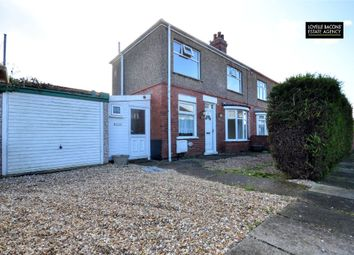 Thumbnail 2 bed semi-detached house to rent in Sidney Road, Grimsby