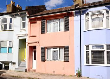 Thumbnail 2 bed terraced house for sale in Luther Street, Brighton, East Sussex