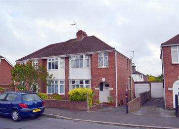 Thumbnail 3 bed semi-detached house to rent in Summerway, Pinhoe, Exeter