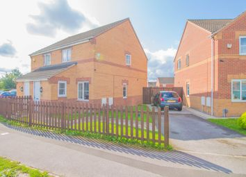 Thumbnail 2 bed semi-detached house for sale in Lastingham Green, Buttershaw, Bradford, West Yorkshire