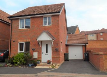 Thumbnail 3 bedroom link-detached house for sale in Raven Road, Didcot