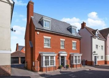 Thumbnail 4 bedroom detached house for sale in Beaulieu Park, Chelmsford, Essex