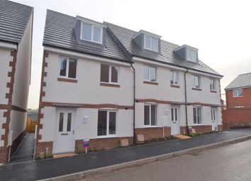 Thumbnail 3 bed semi-detached house to rent in Jenner Road, Tiverton, Devon