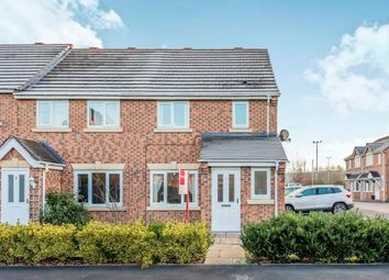 Thumbnail 3 bed end terrace house for sale in Worsdell Close, Crewe, Cheshire